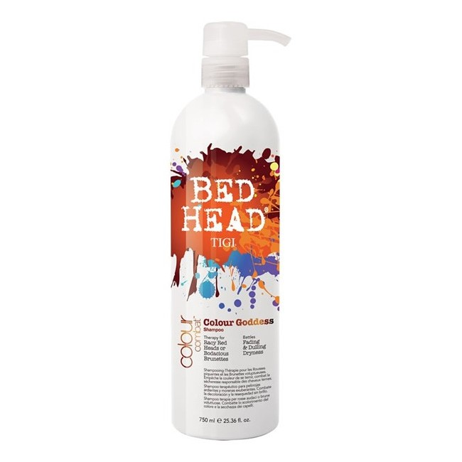 Bed Head Shampoing Colour Goddess