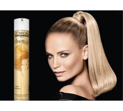 laque spray Elnett Satin L'Oréal Professionnel 500ml