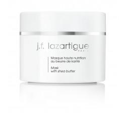 Masque Haute Nutrition au Beurre de Karité j.f. lazartigue
