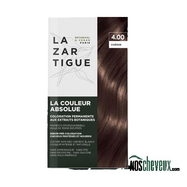LA COULEUR ABSOLUE 4.00 CHATAIN - CHOCOLAT
